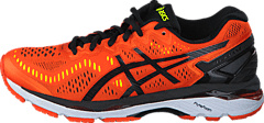Asics - Gel-Kayano 23 FlameOrange/Black/SafetyYellow