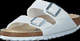 Birkenstock - Arizona Soft Slim White
