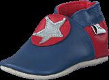 Bobux - Little Sheriff Blue