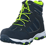 Leaf - Haugesund Waterproof Navy/Lime