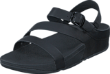 Fitflop - The Skinny Z-Cross Sandal All Black