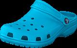 Crocs - Classic Clog Kids Turquoise