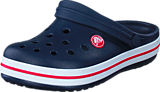Crocs - Crocband Clog Kids Navy/Red