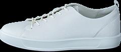 Ecco - 440504 Soft 8 Men's White