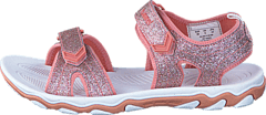 Hummel - Sandal Glitter JR Rose Dawn