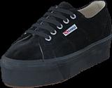 Superga - 2790 Velvet Black