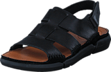 Clarks - Trisand Bay Black Leather