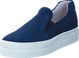 A Pair - Bari Velour Navy
