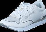 Calvin Klein Jeans - Tori Reflex Nylon/ Microfiber White/ White