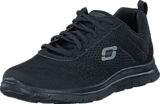 Skechers - Flex Appeal -  12058 BBK
