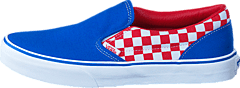 Vans - UY Classic Slip-On racing red/imperial blue