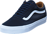 Vans - UA Old Skool parisian night/true white