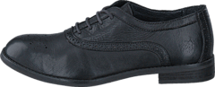 Fly London - Eile Washed Leather Black