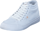 DC Shoes - Evan Hi Tx White
