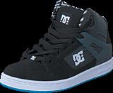 DC Shoes - Rebound KB B Shoe Black/White/Blue