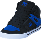 DC Shoes - Dc Spartan Hi Wc Shoe Black/Blue/White