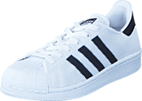 adidas Originals - Superstar J Ftwr White/Core Black/Ftwr Whi