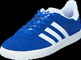 adidas Originals - Gazelle J Blue/Ftwr White/Gold Met.
