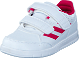 adidas Sport Performance - Altasport Cf I Ftwr White/Bold Pink/Ftwr Whit