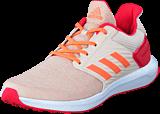 adidas Sport Performance - Rapidarun K Ftwr White/Easy Orange S17/Lin