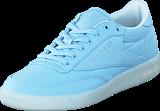 Reebok Classic - Club C85 Canvas Zee Blue/White