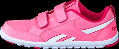 Reebok Classic - Ventureflex Chase II Peppy Pink/Pink Craze/White