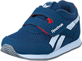 Reebok Classic - Royal Cljog 2RS KC Brave Blue/Carotene/White