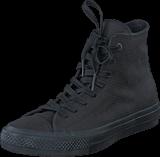 Converse - Chuck Taylor II Hi Mono Leath Black