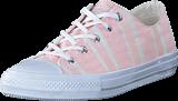 Converse - All Star Gemma Ox Eng Lace Vapor Pink