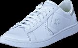 Converse - Pro Leather LP Ox White/Silver