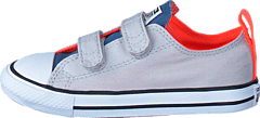 Converse - Chuck Taylor All Star 2V Ox Mouse/ Blue Coast/ White