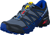 Salomon - SPEEDCROSS VARIO Pearl Grey/Black/Briblusld