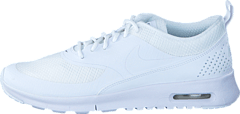 Nike - Air Max Thea (Gs) White/White-Metallic Silver