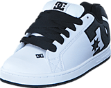 DC Shoes - Court Graffik SE White/Charcoal