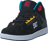 DC Shoes - Rebound Black/Multi