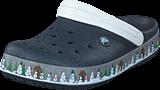Crocs - Crocband Holiday Clog Black