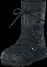 Moon Boot - Soft Shade Mid Black