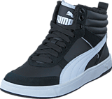 Puma - Reebound street v 2 Fur Jr Black