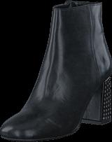 Twist & Tango - Twiggy Boots Black stud