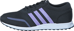 adidas Originals - Los Angeles J Core Black/Purple Glow S16/Ftw