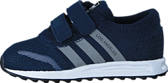 adidas Originals - Los Angeles Cf I Collegiate Navy/Silver Met./Co