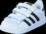 adidas Originals - Superstar Cf I Ftwr White/Core Black/Ftwr Whi