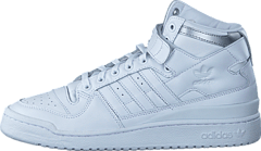 adidas Originals - Forum Mid Refined Ftwr White/Ftwr White/Silver M