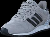 adidas Originals - Zx 700 Mgh Solid Grey/Core Black/Sola