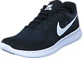 Nike - Free Rn 2017 Black/White-Dk Grey-Anthracite