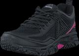 Reebok - Ridgerider Trail 2.0 Black/Solar Pink/Silver/Pewter