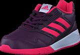adidas Sport Performance - Altarun K Red Night F17/Super Pink F15/C