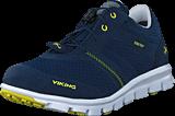 Viking - Maverick GTX Navy/Lime