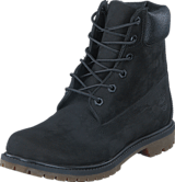 Timberland - 6in Premium Boot - W Black Waterbuck w/Jet Black
