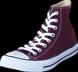 Converse - All Star Seasonal Hi Dark Sangria